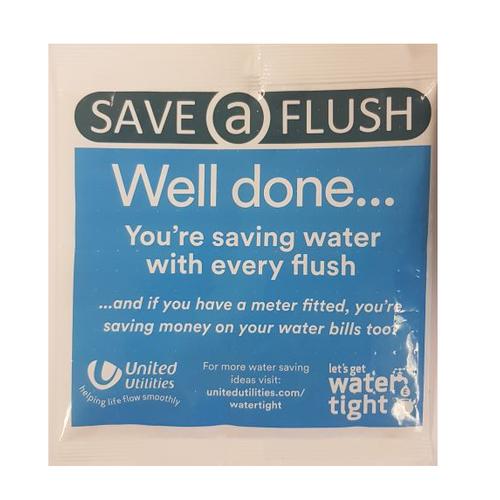 Save a Flush Cistern Bag