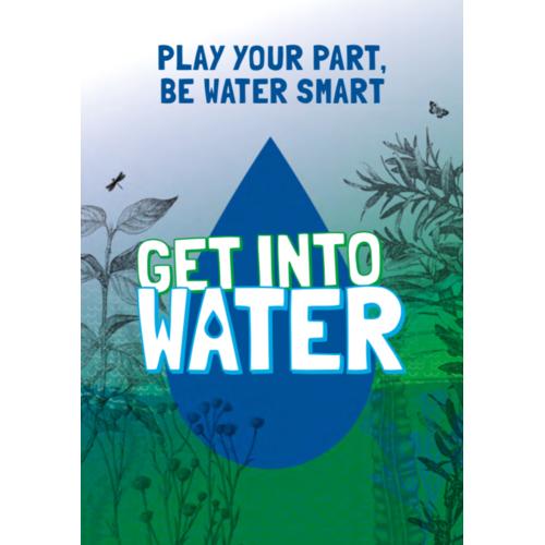 Water Saving Leaflet