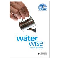 Garden Water Saving Leaflet