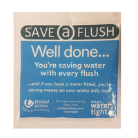 Save a Flush Cistern Bag