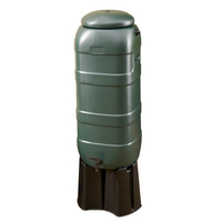 £6.50 Off 100 Litre Slimline WaterButt Kit Allow up to 8 weeks for delivery